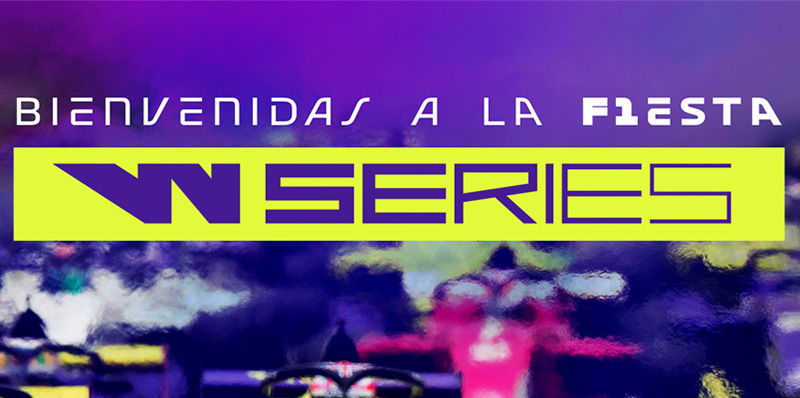 La W Series correrá en el Autódromo Hermanos Rodríguez