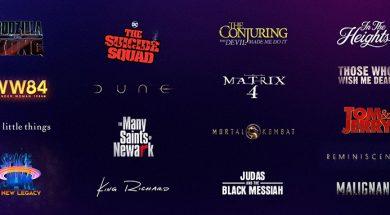 WarnerMedia HBO MAX estenos 2021