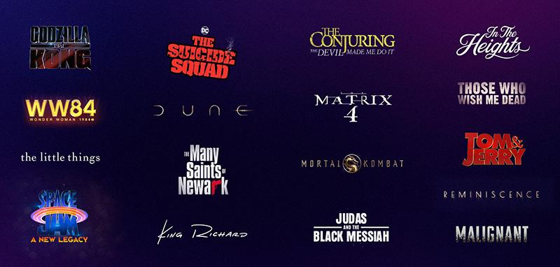 Los estrenos de 2021 de Warner Bros también llegarán a HBO MAX