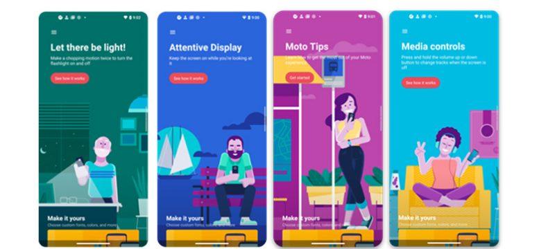 nueva Moto App