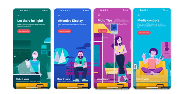 Estas son las mejoras que incluye la nueva Moto App de tu Motorola