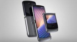 El nuevo Motorola RAZR ya está disponible en México
