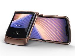 nuevo Motorola RAZR camaras