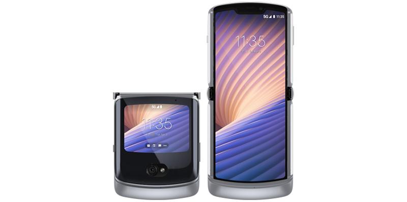 nuevo Motorola RAZR plegable