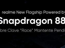 realme Race Snapdragon 888