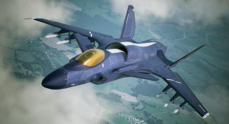 Ace Combat 7: Skies Unknown celebra dos años con nuevas skins