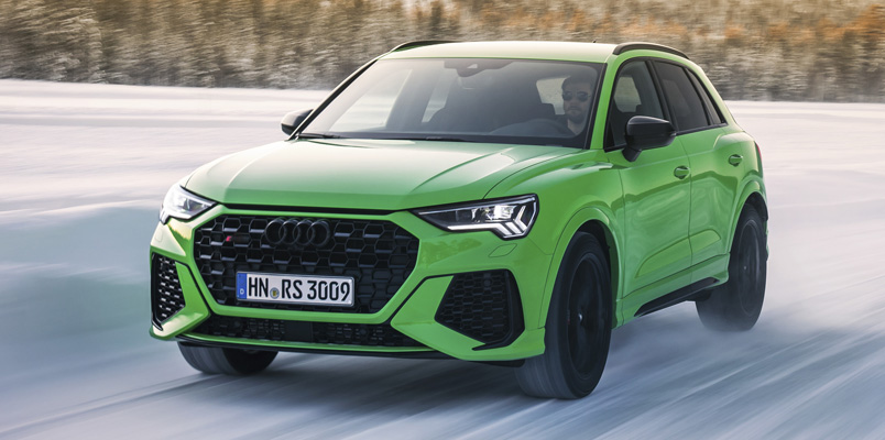 Los super deportivos Audi RS que llegan a México en 2021