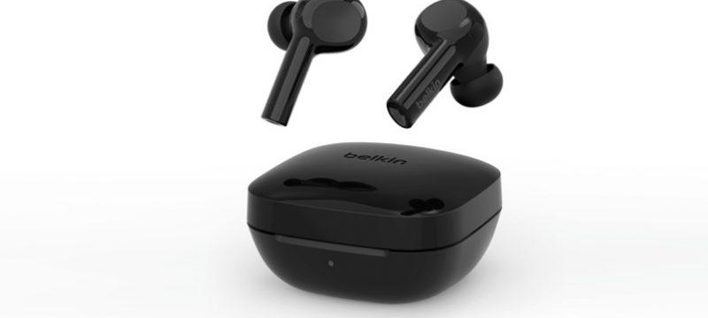 Belkin Soundform Freedom True Wireless Earbuds negros