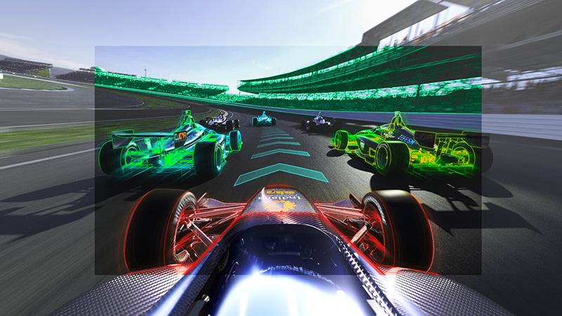 CES 2021 Indy Autonomous Challenge