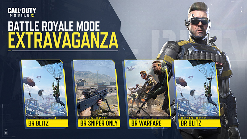 Call of Duty Mobile Season 1 New Order contenido