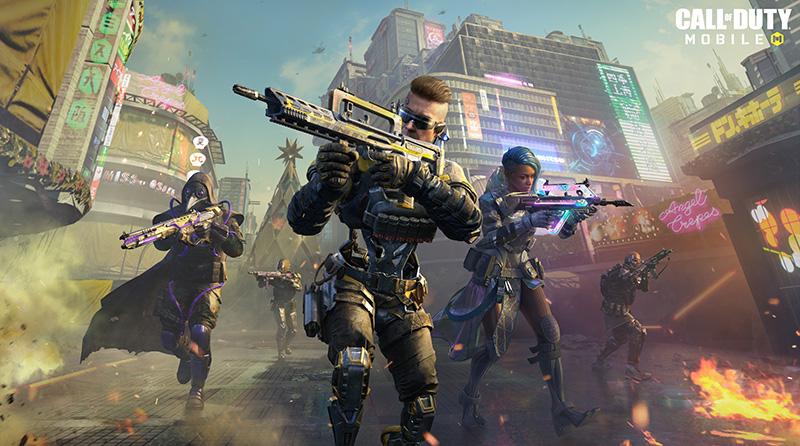 Call of Duty Mobile con Season 1: New Order ya disponible
