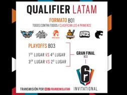 Clasificatorias Six Invitational 2021