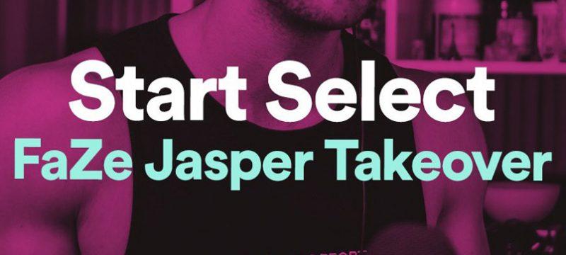 FaZe Jasper Spotify playlist