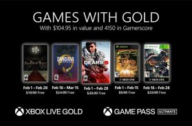 Gears 5 Resident Evil Games with Gold