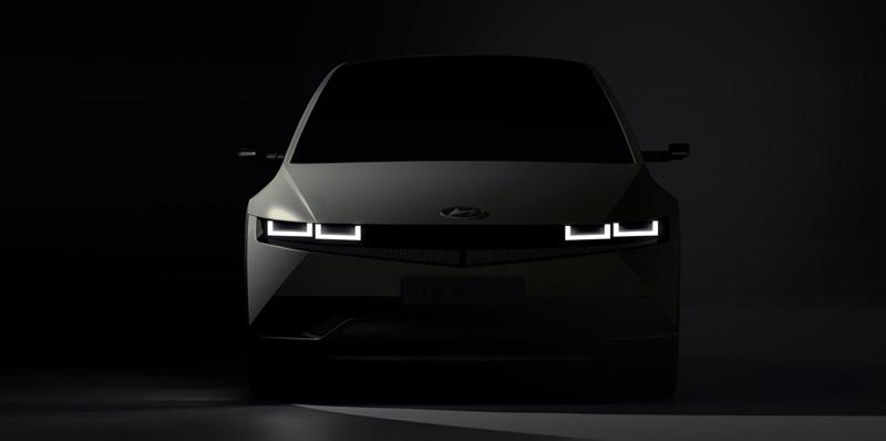 Hyundai Motor Company muestra nuevas imágenes de IONIQ 5