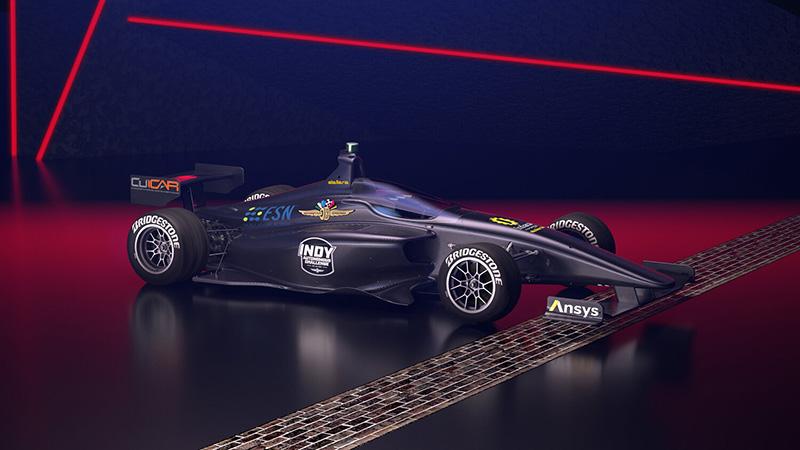 Indy Autonomous Challenge CES 2021
