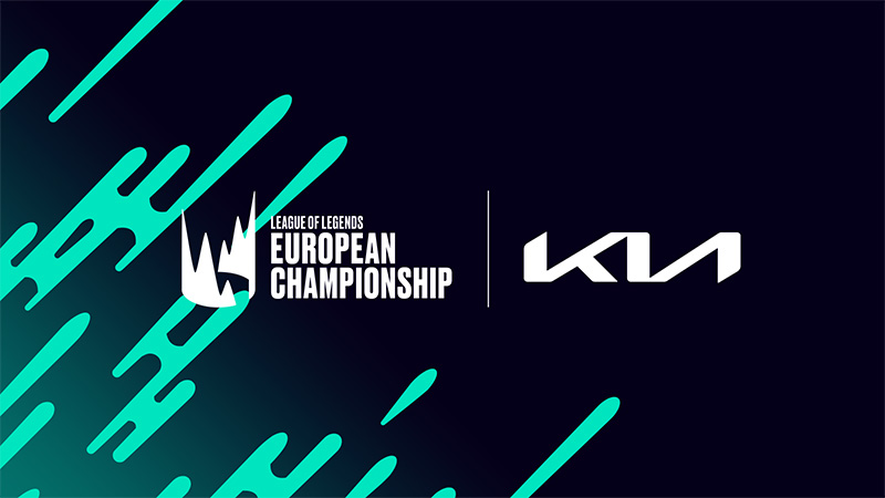 KIA participa en el Campeonato europeo de League of Legends 2021