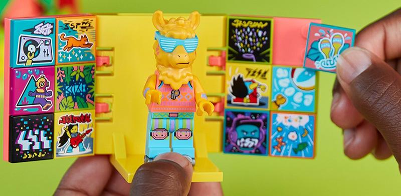 LEGO VIDIYO Figuras y BeatBits