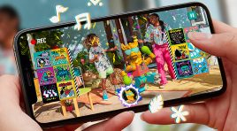 LEGO VIDIYO la plataforma para que niños hagan videos musicales