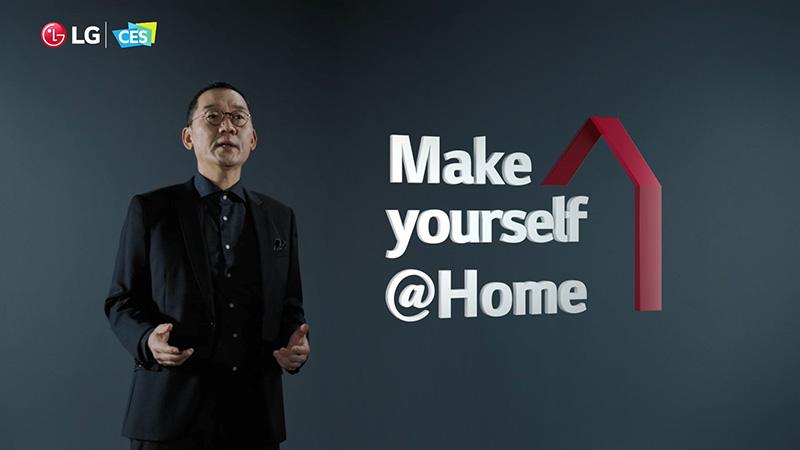 LG Electronics presenta en CES 2021 sus tecnologías para el hogar