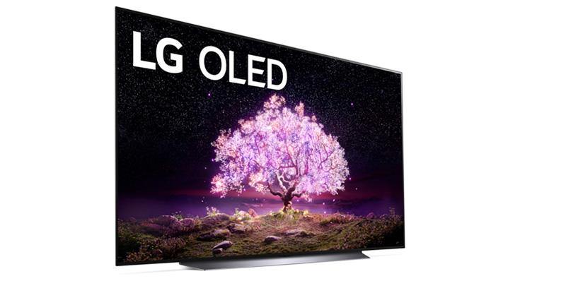 LG OLED 2021 Stadia