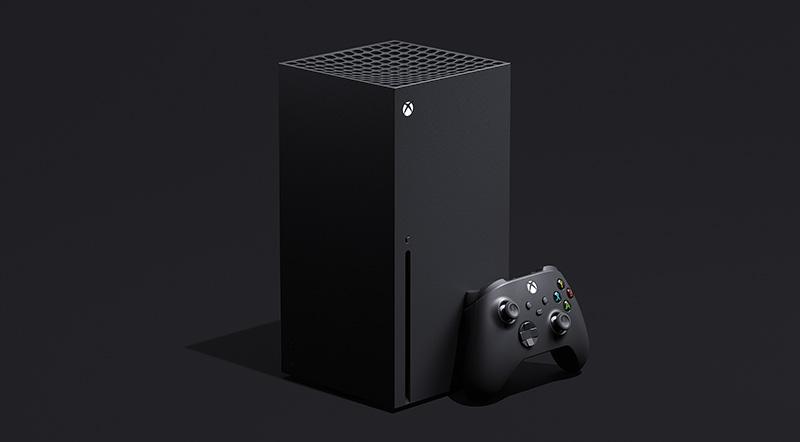 LG OLED Xbox Series X CES 2021