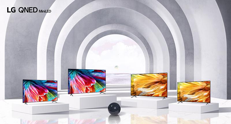 LG-QNED-Mini-LED Premios CES 2021