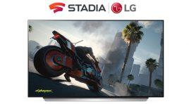 Los televisores de LG serán los primeros en incorporar Stadia