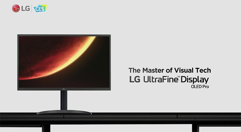 LG UltraFine Display 32EP950 con pantalla OLED y 4K