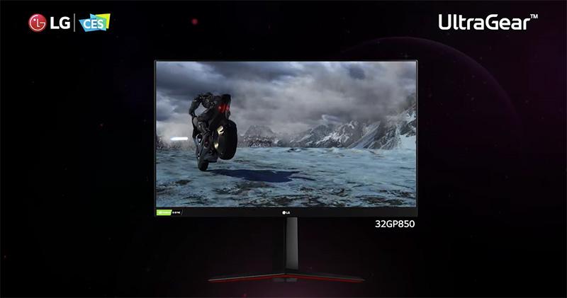 LG-UltraGear-32GP850
