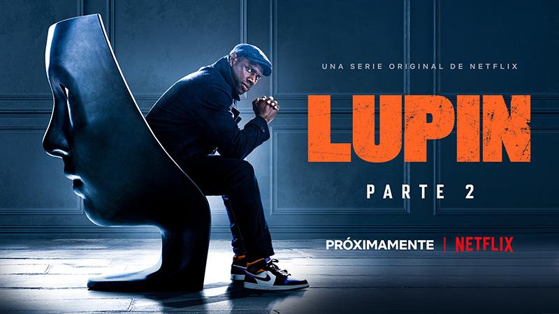 Lupin Parte 2 2021 Netflix