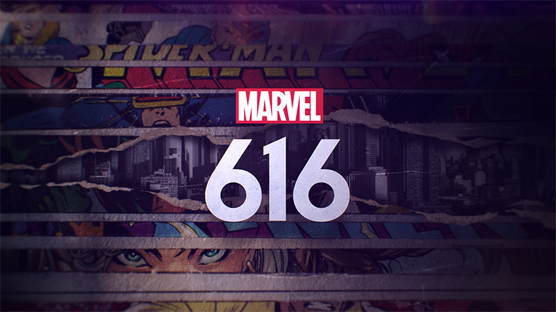 Marvel 616 enero 2021