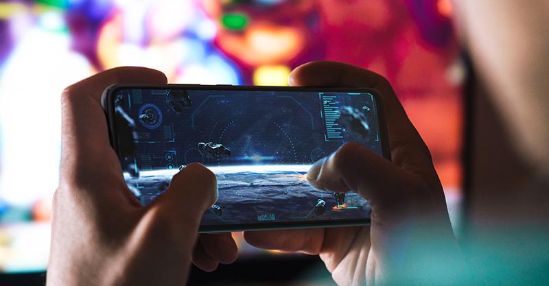 Moto G 5G juegos