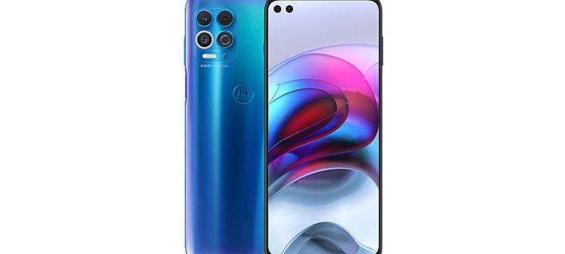 Motorola Edge S China