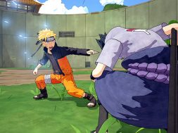 Naruto Uzumaki (Last Battle) ataque