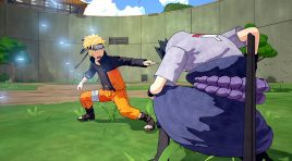 Naruto Uzumaki (Last Battle) se presenta en Naruto To Boruto: Shinobi Striker