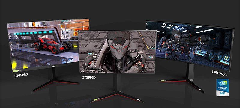 New LG UltraGear 2021