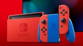 Esta es la nueva Nintendo Switch Mario Red & Blue Edition