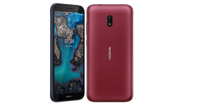 Nokia C1 Plus Mexico precio