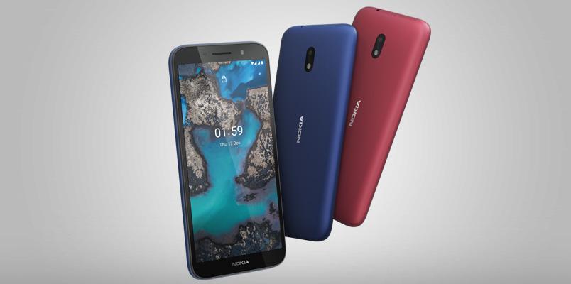 Nokia C1 Plus llega a México; checa precio y características