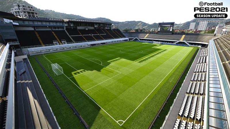 PES2021 Estadio Urbano Caldeira