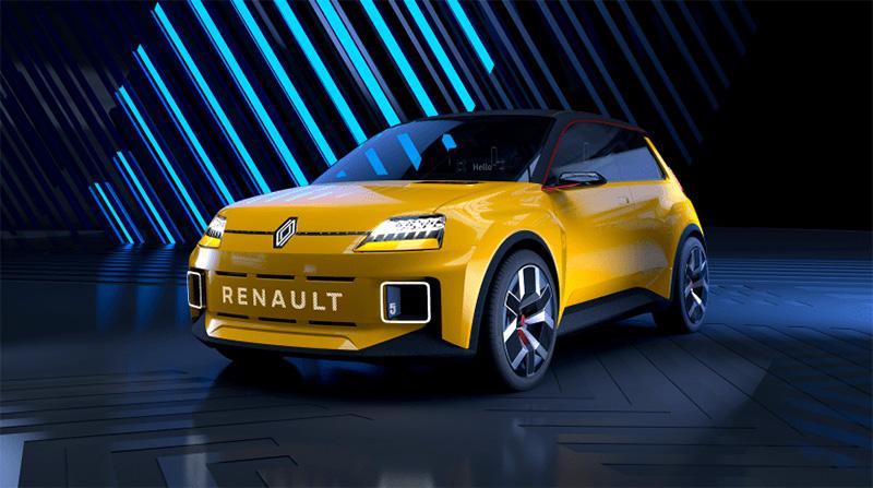 Renaulution Renault 5 Prototype