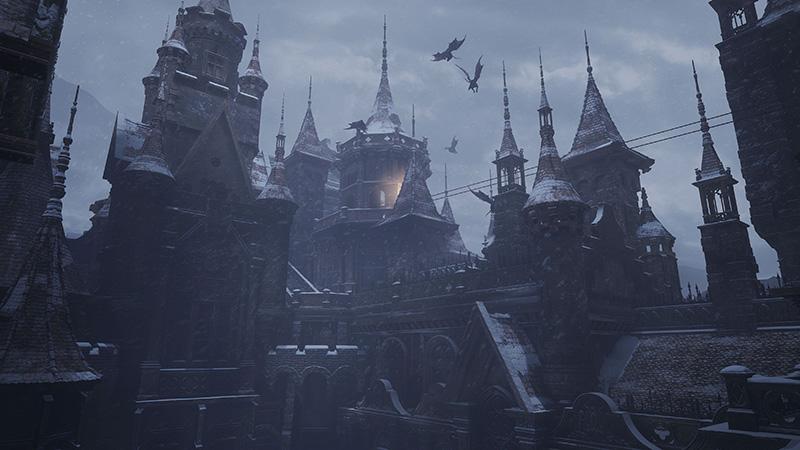 Resident Evil Village Castle_01