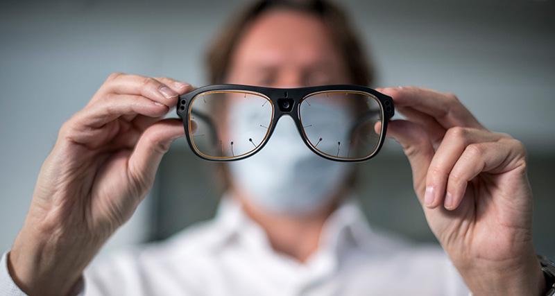 SEAT Eye-Tracking gafas