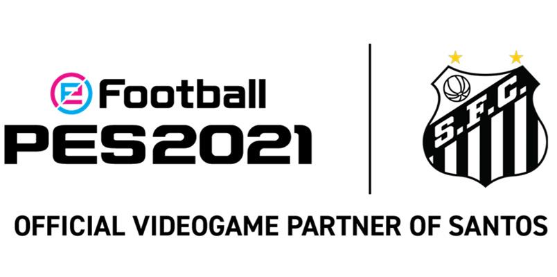 Santos Futebol Clube es socio global de eFootball PES 2021