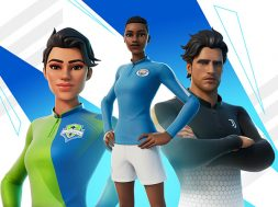 Skins Futbok Fortnite