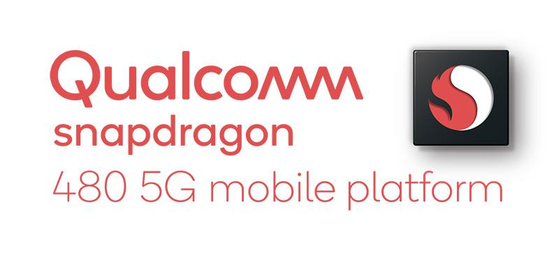 Snapdragon 480 5G leyenda
