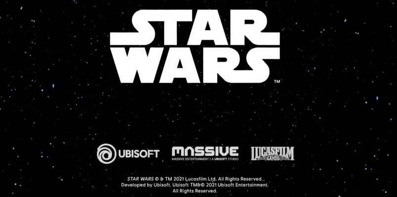 Ubisoft y Massive Entertainment crearán nuevo juego de Star Wars