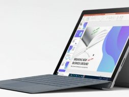 Surface Pro 7 Plus empresas