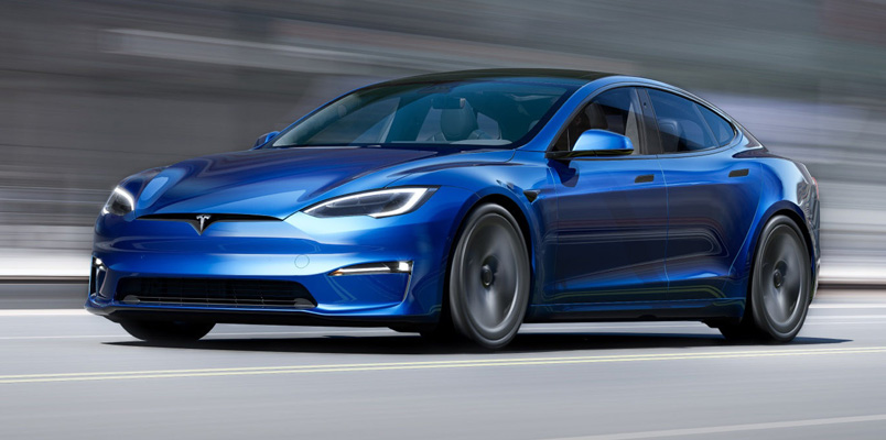 Tesla Model S 2021 está pensado para los videojuegos y más